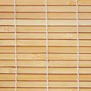 Raw Bamboo Natural material swatch