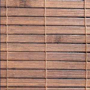Raw Bamboo Walnut material swatch
