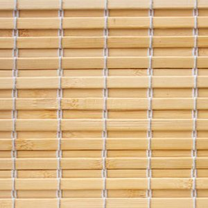 Woven Bamboo Natural material swatch
